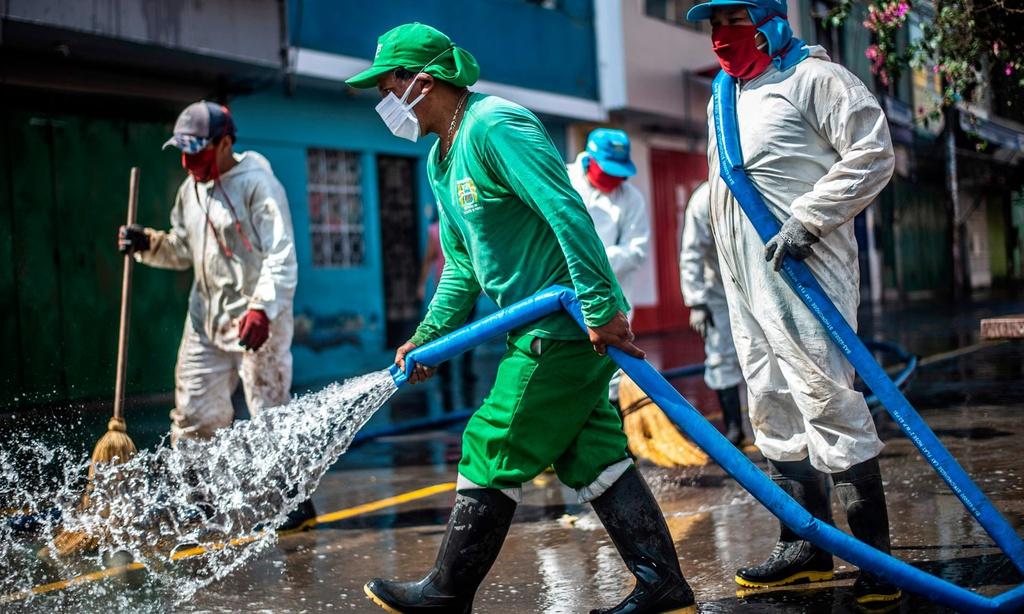 '5 tiểu thương thì 4 người nhiễm virus' - hiểm họa từ chợ ở Mỹ Latin - Ảnh 2.
