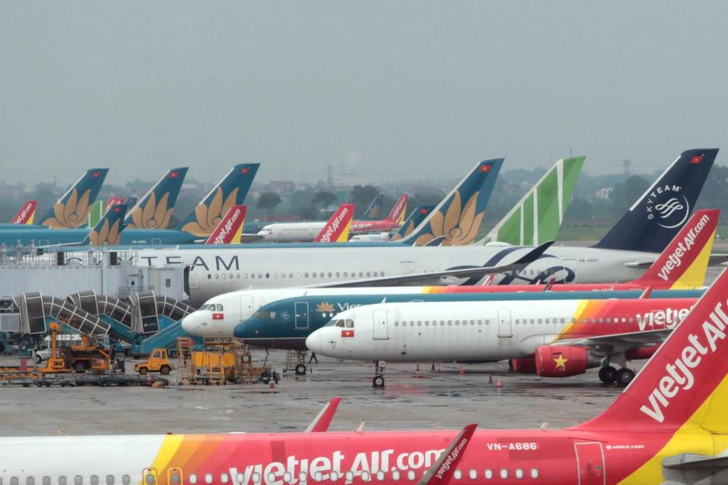 Hàng không Việt khó rơi vào tình cảnh của Thai Airways - Ảnh 1.