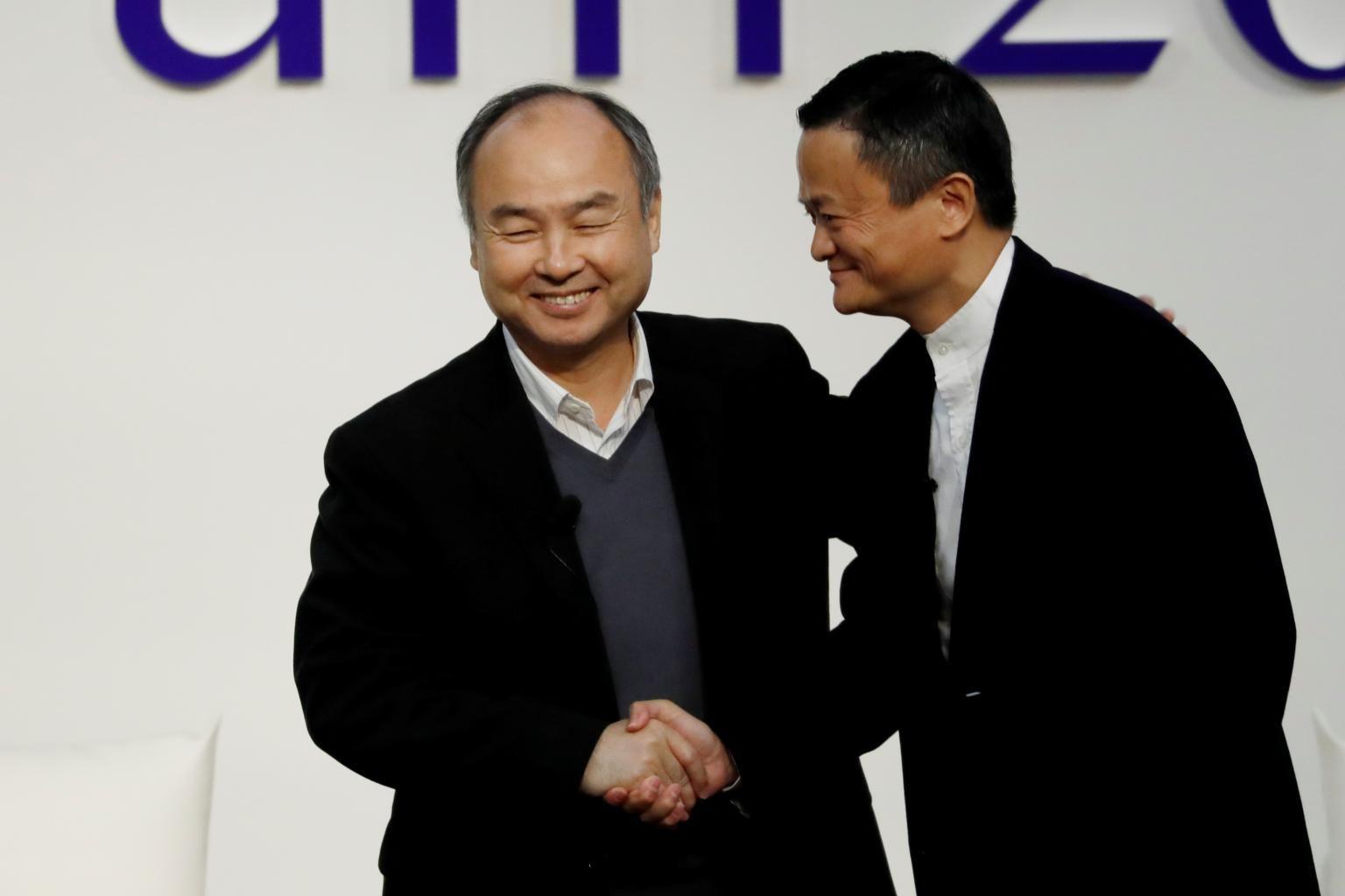 Tỉ phú Jack Ma rời ghế trong ban hội đồng quản trị tại Softbank - Ảnh 1.