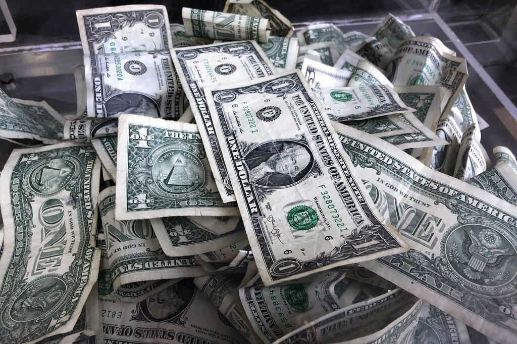 Giá USD hôm nay 20/5: Giảm sút, đi ngược mọi dự đoán - Ảnh 1.