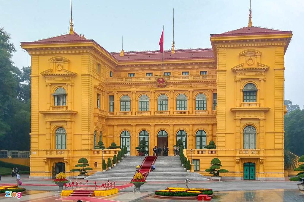 Những 'địa chỉ đỏ' ghi dấu Chủ tịch Hồ Chí Minh ở Hà Nội - Ảnh 1.