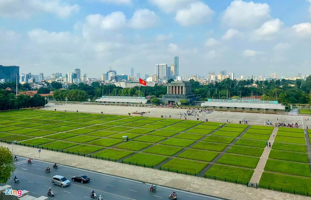 Những 'địa chỉ đỏ' ghi dấu Chủ tịch Hồ Chí Minh ở Hà Nội - Ảnh 2.