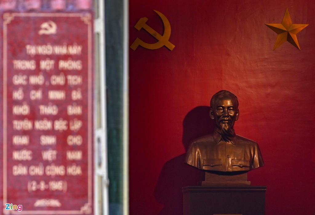 Những 'địa chỉ đỏ' ghi dấu Chủ tịch Hồ Chí Minh ở Hà Nội - Ảnh 5.