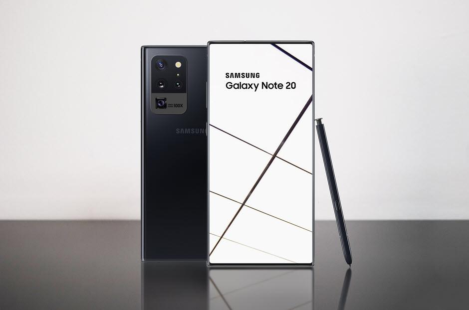 Sẽ không có mẫu điện thoại 5G nào mang tên Samsung Galaxy Note 20 Ultra được ra mắt năm nay - Ảnh 1.