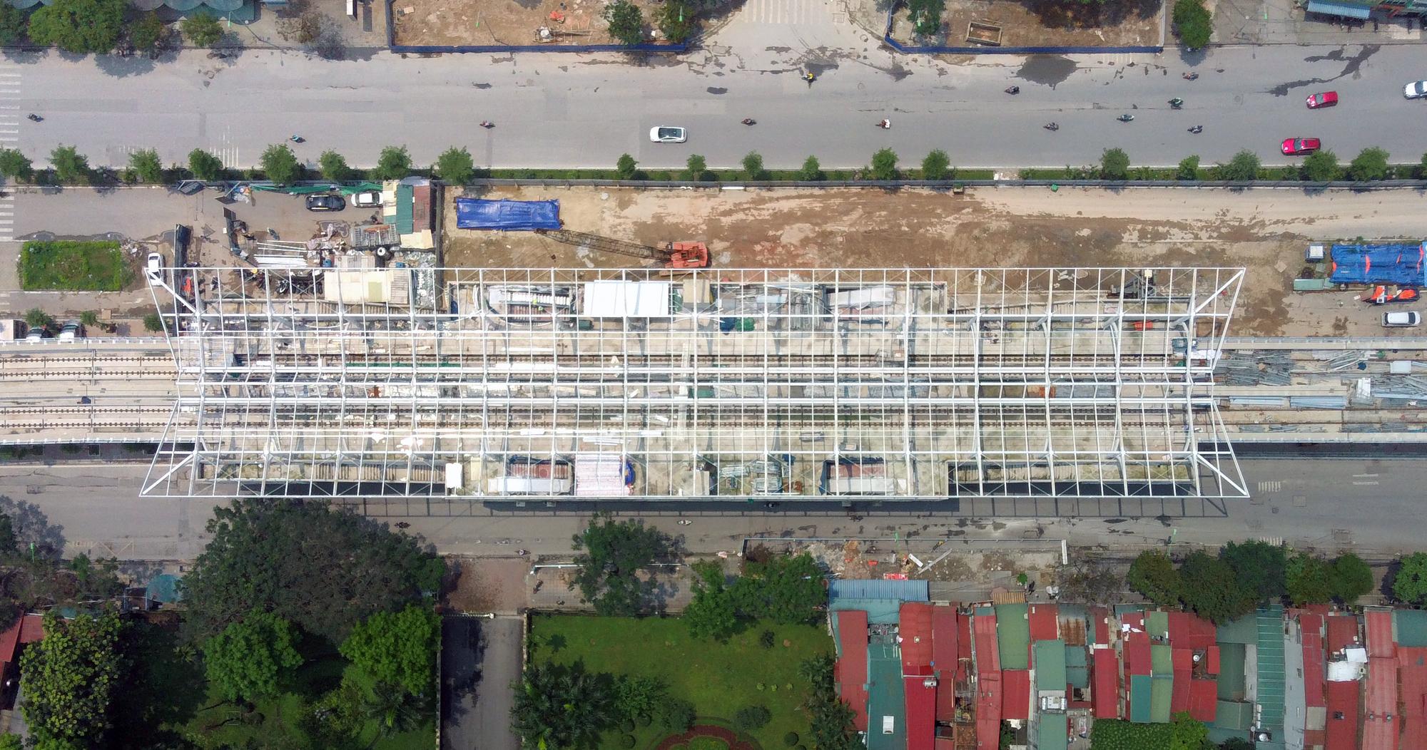 Đường sắt Nhổn -  ga Hà Nội - Ảnh 10.