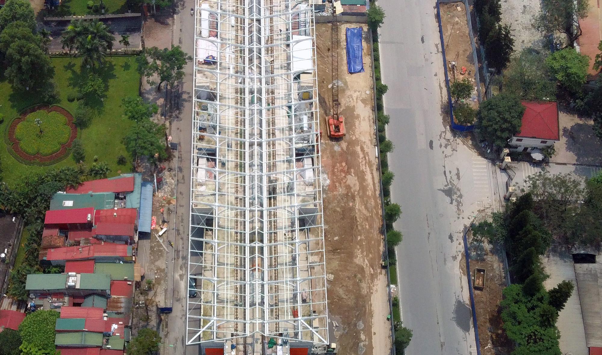 Đường sắt Nhổn -  ga Hà Nội - Ảnh 11.