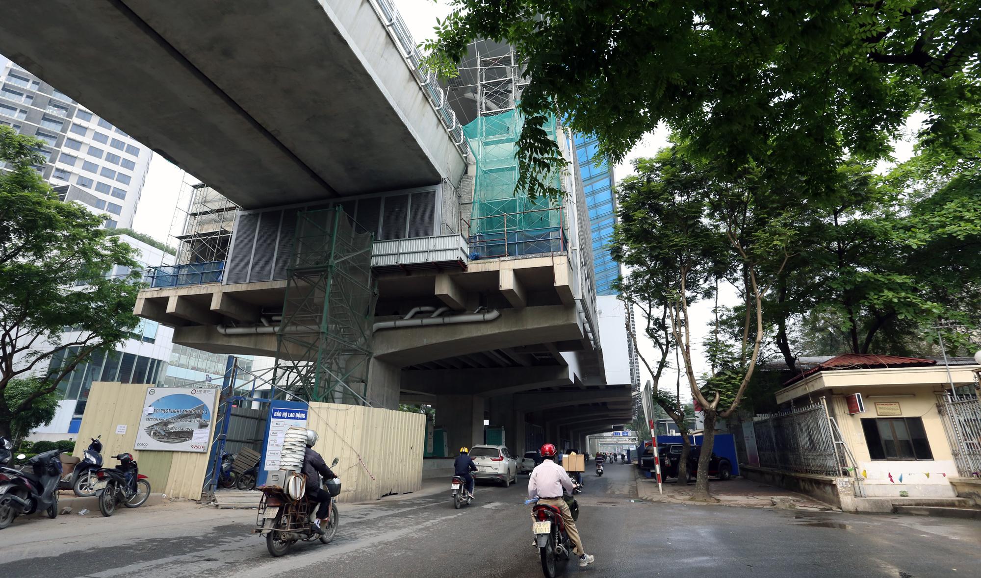 Đường sắt Nhổn -  ga Hà Nội - Ảnh 13.
