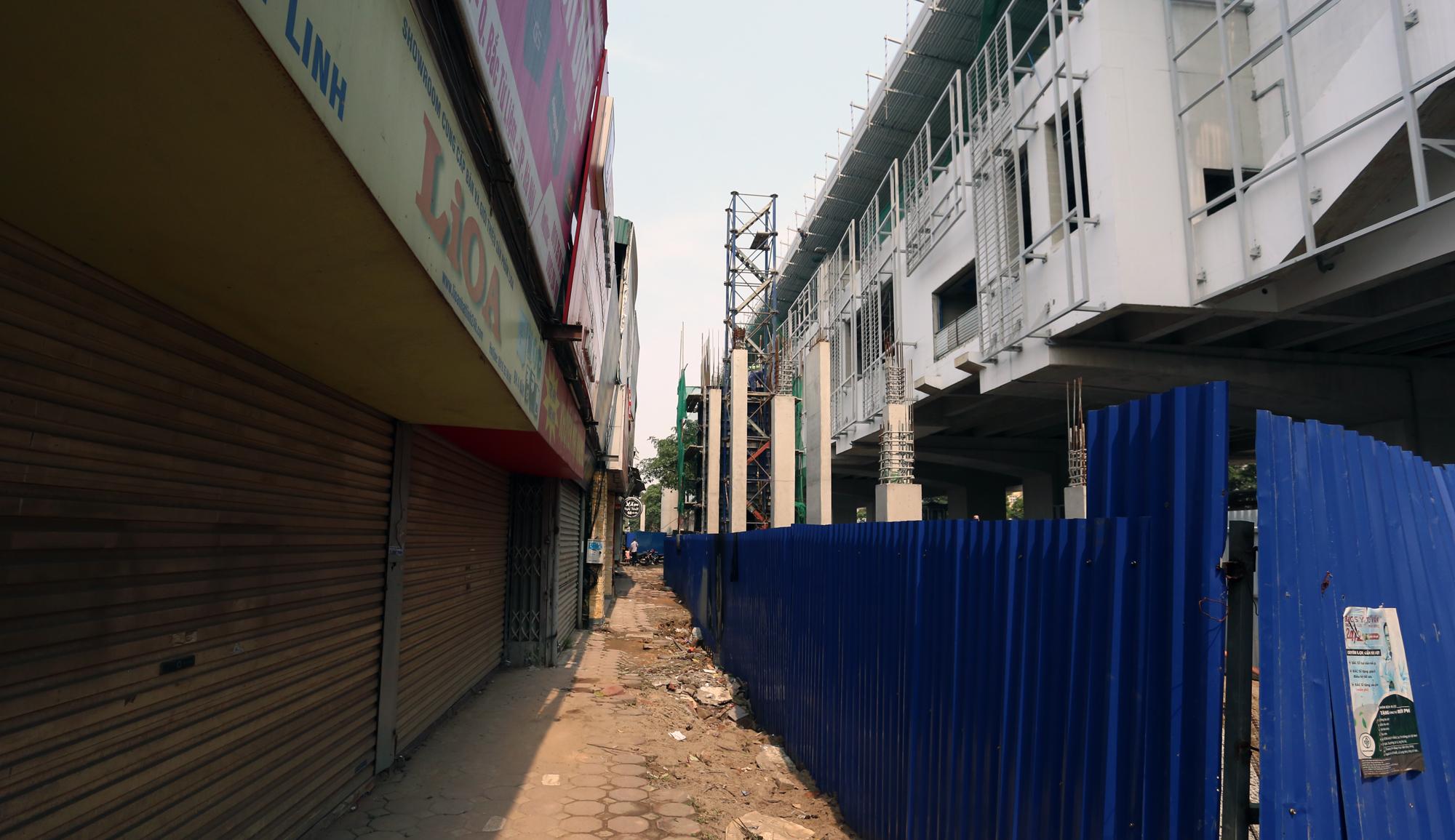 Đường sắt Nhổn -  ga Hà Nội - Ảnh 17.