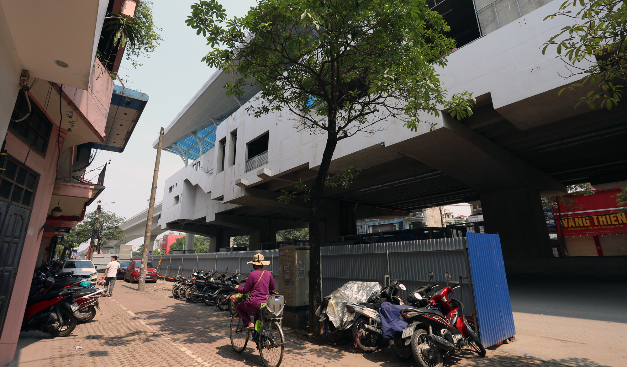Đường sắt Nhổn -  ga Hà Nội - Ảnh 18.
