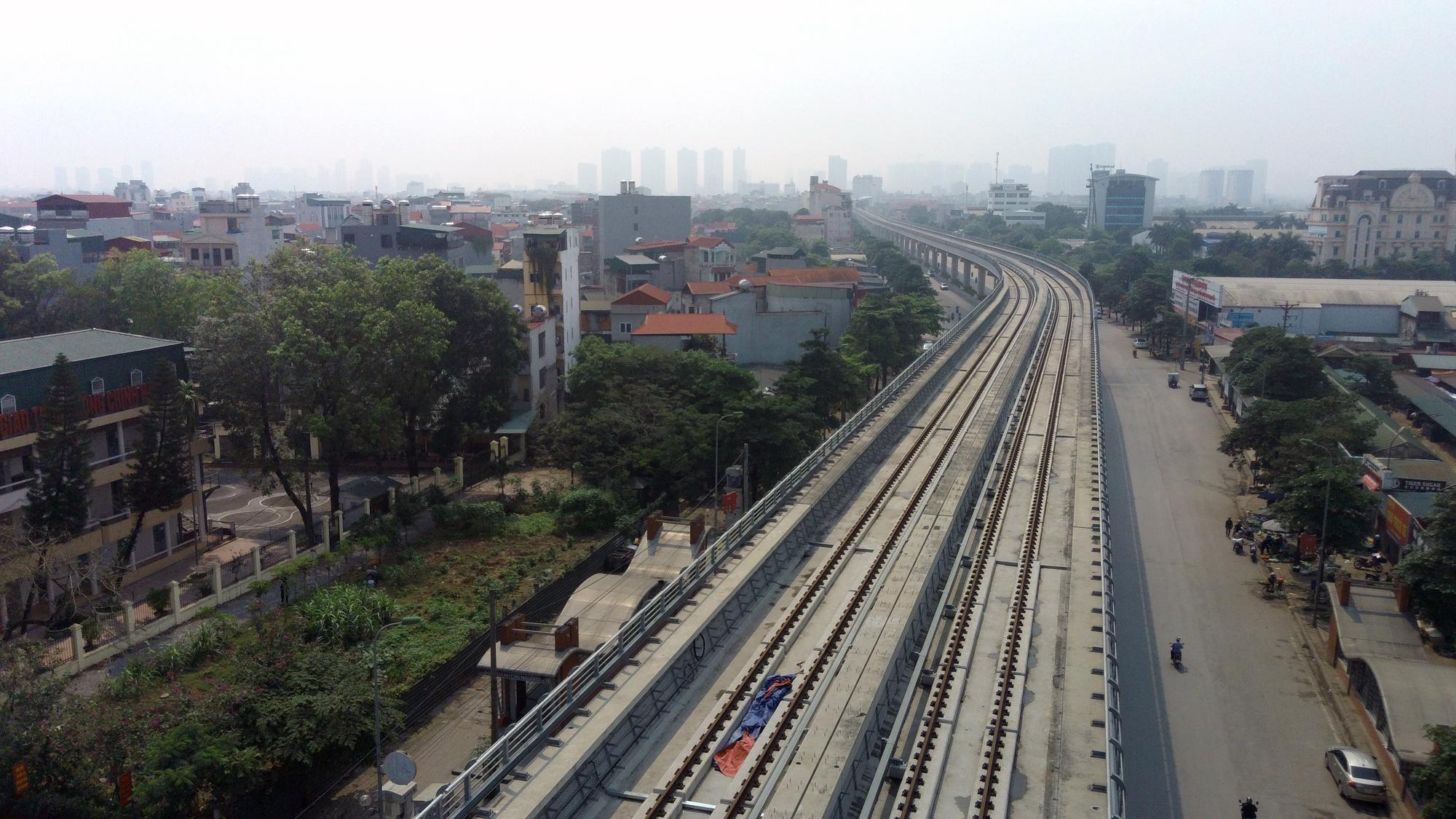 Đường sắt Nhổn -  ga Hà Nội - Ảnh 2.