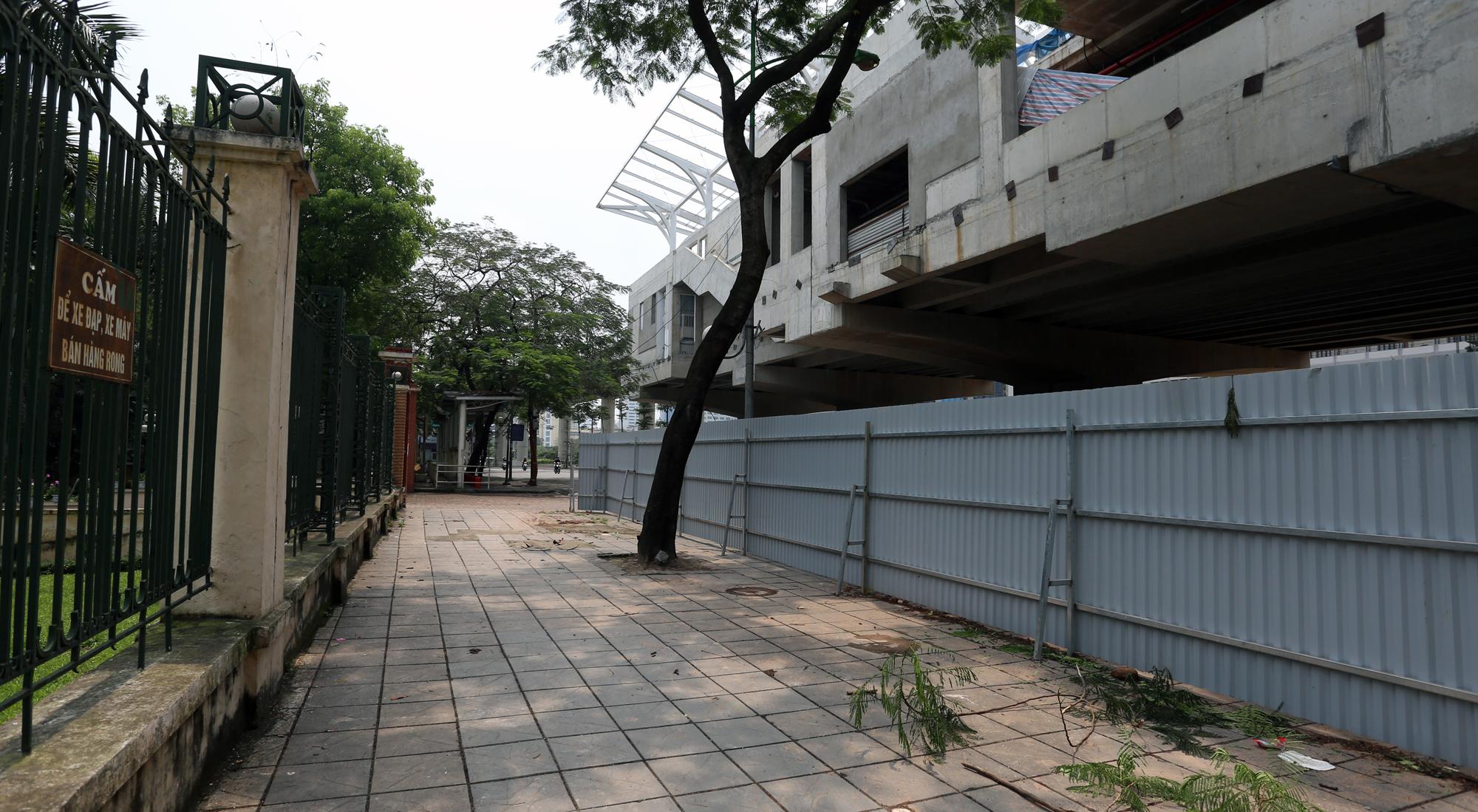 Đường sắt Nhổn -  ga Hà Nội - Ảnh 20.