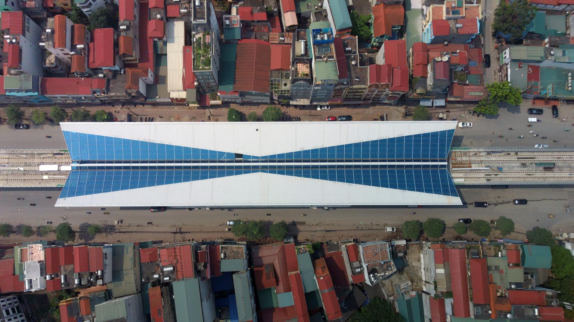 Đường sắt Nhổn -  ga Hà Nội - Ảnh 6.