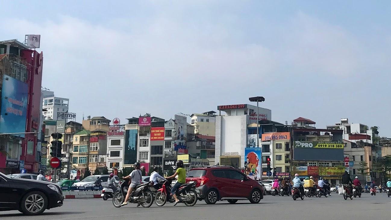 Nút giao thông dễ bị phạt ở Hà Nội: Phương tiện lưu thông qua Ngã bảy Ô Chợ Dừa cần lưu ý gì? - Ảnh 6.