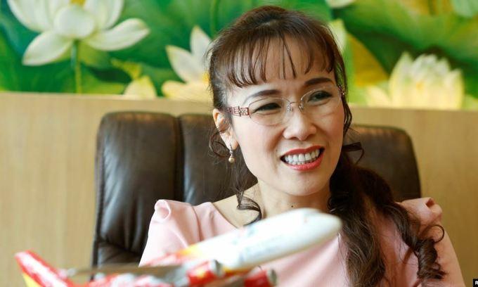 Tỉ phú Nguyễn Thị Phương Thảo: Vietjet sẽ vượt qua Covid-19, sẵn sàng phục hồi và phát triển sau đại dịch - Ảnh 1.