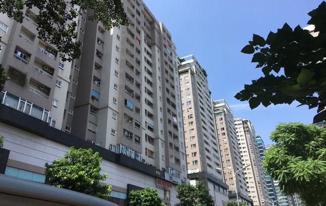 Hà Nội chuẩn bị kiểm tra việc quản lí nhà chung cư - Ảnh 1.