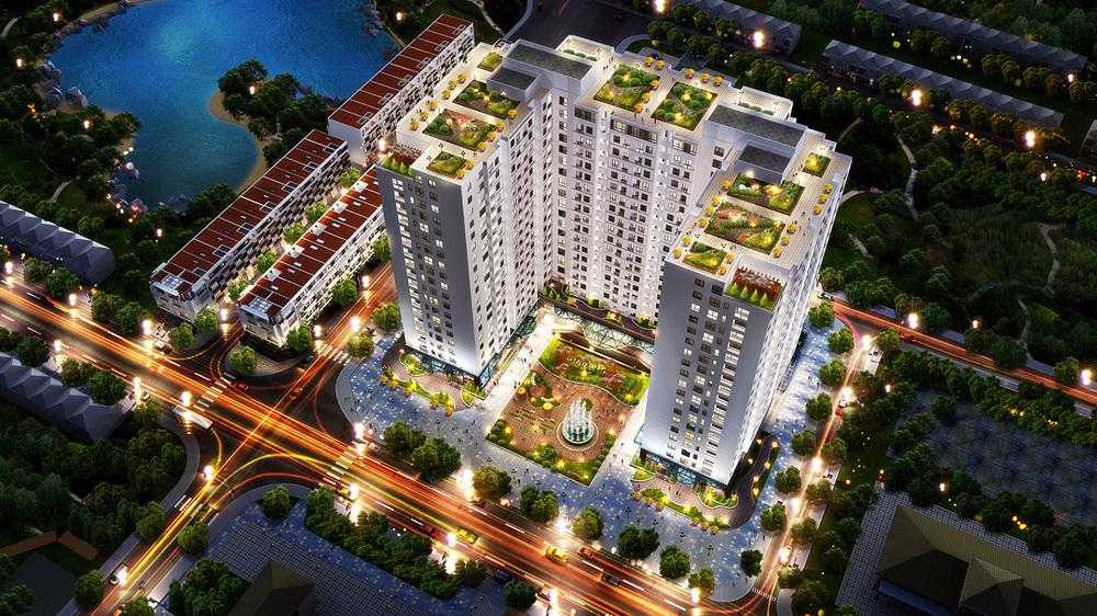 Dự án Phương Canh Residence tại quận Nam Từ Liêm bắt đầu mở bán, giá dự kiến 16 triệu/ m2 - Ảnh 1.