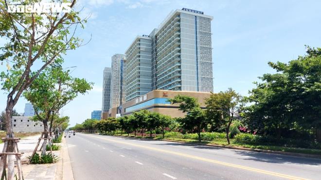 Cận cảnh các khu đất 'có yếu tố nước ngoài' ven biển, sân bay ở Đà Nẵng - Ảnh 6.