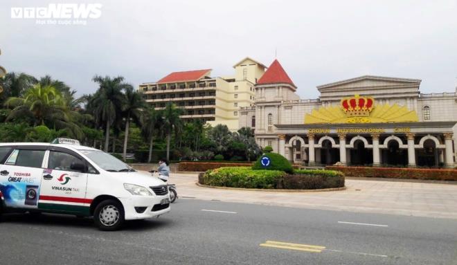 Cận cảnh các khu đất 'có yếu tố nước ngoài' ven biển, sân bay ở Đà Nẵng - Ảnh 5.