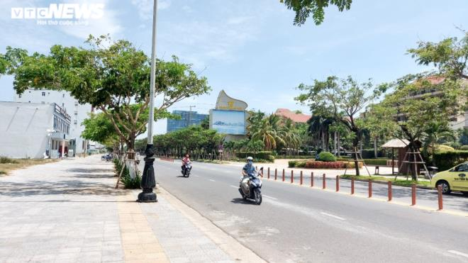 Cận cảnh các khu đất 'có yếu tố nước ngoài' ven biển, sân bay ở Đà Nẵng - Ảnh 4.