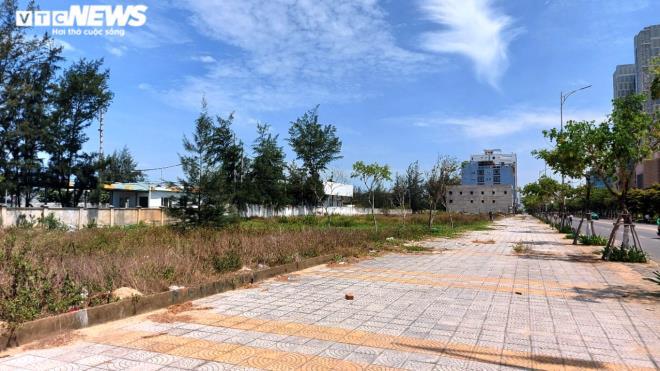 Cận cảnh các khu đất 'có yếu tố nước ngoài' ven biển, sân bay ở Đà Nẵng - Ảnh 7.