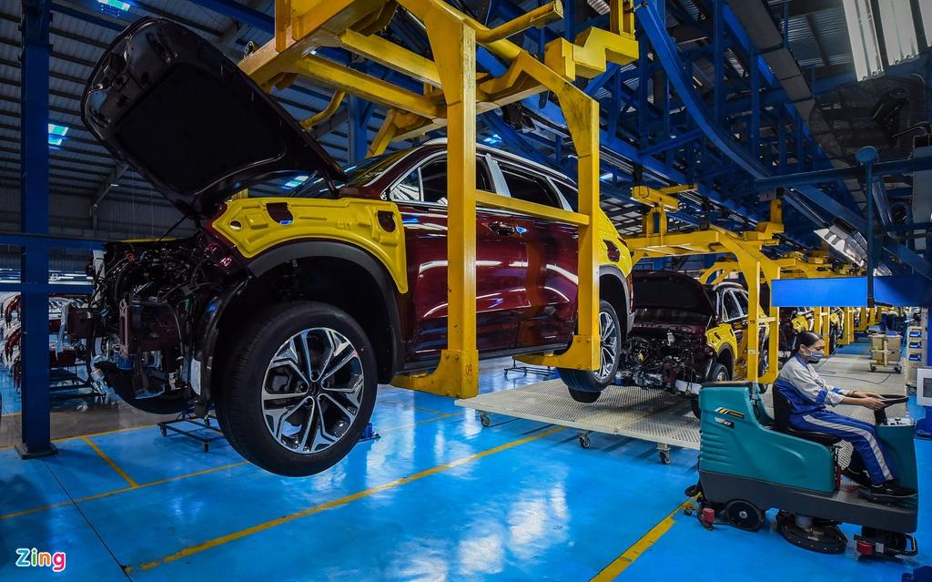 Khách dừng mua xe, chờ giảm 50% phí trước bạ ôtô lắp ráp - Ảnh 4.