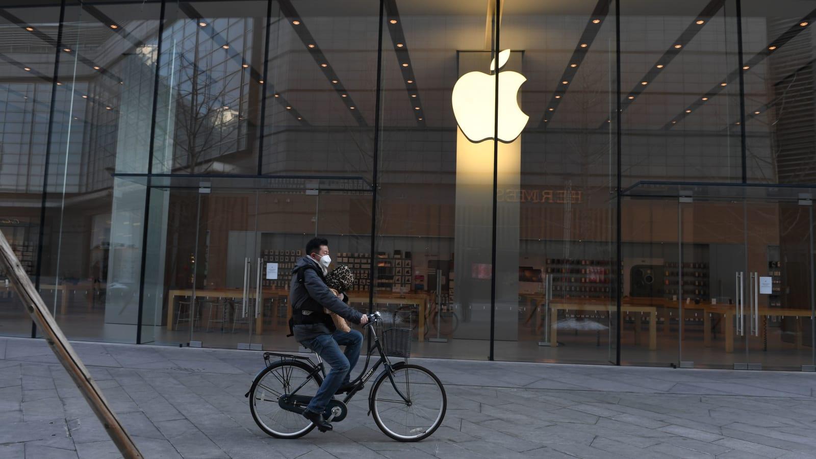 Doanh số bán hàng của Apple tăng vọt sau dịch tại Trung Quốc - Ảnh 2.
