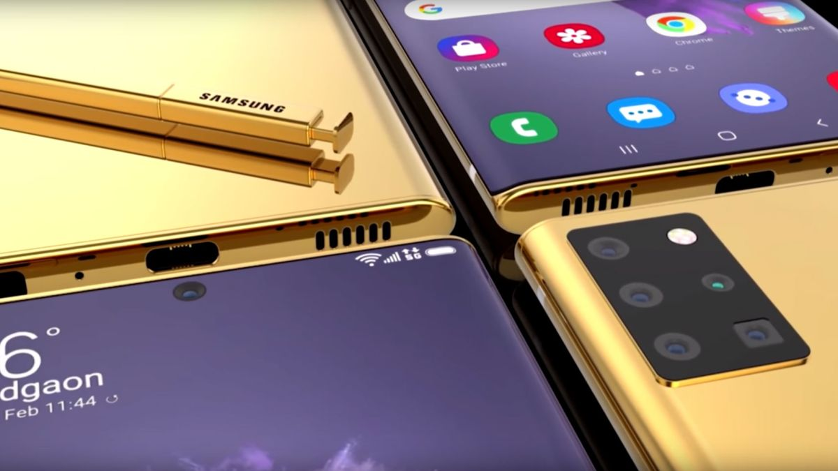 Samsung Galaxy Note 20 sở hữu 'vũ khí bí mật' gì để đánh bại iPhone 12 của Apple? - Ảnh 1.