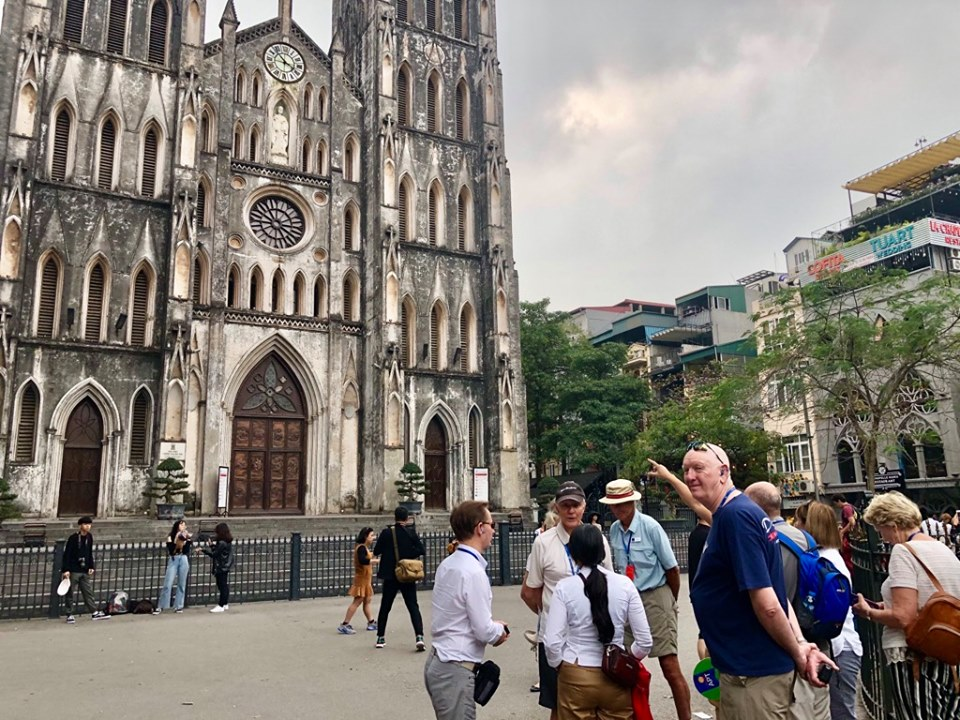 Việt Nam cần tạo ấn tượng về điểm đến an toàn để thu hút khách quốc tế - Ảnh 2.