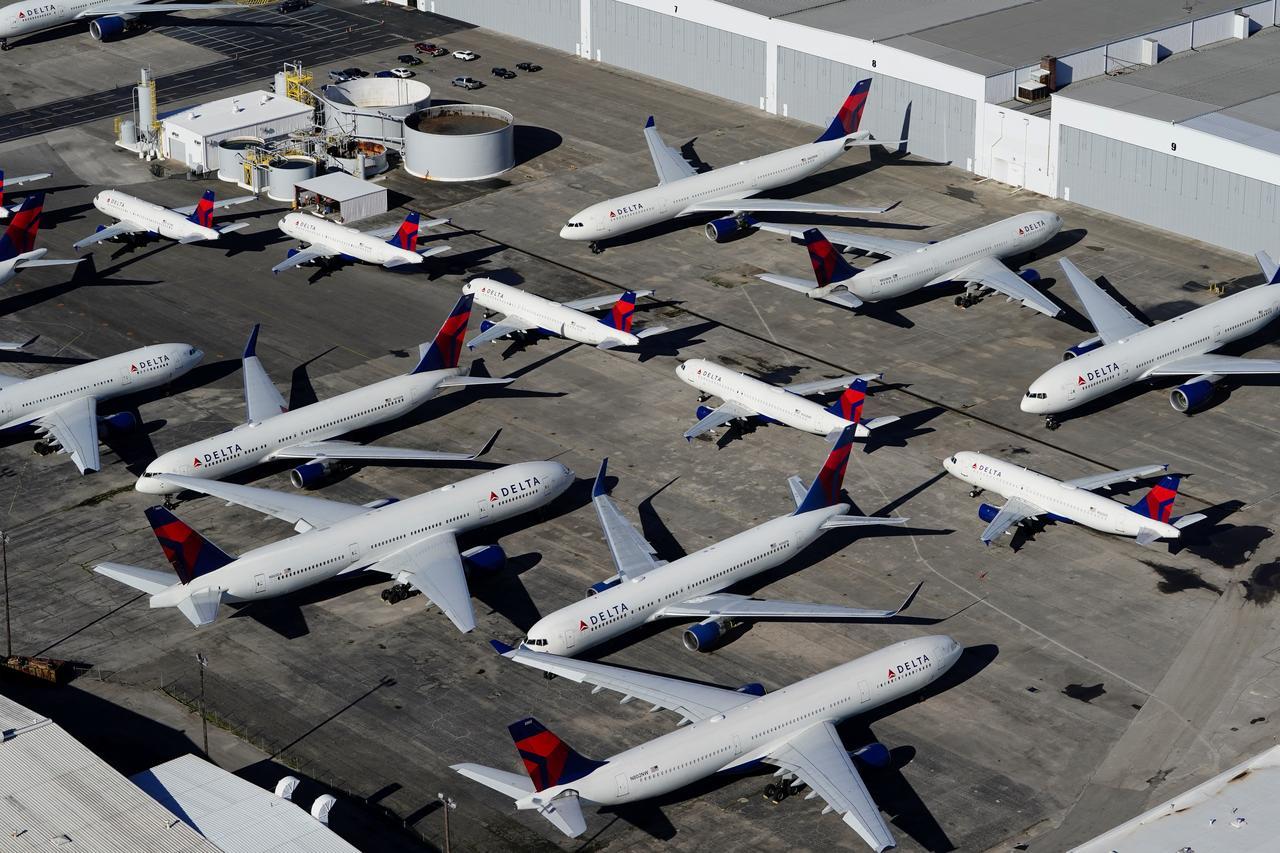 Mỹ cáo buộc Trung Quốc chặn các chuyến bay của nước này tới Trung Quốc - Ảnh 1.
