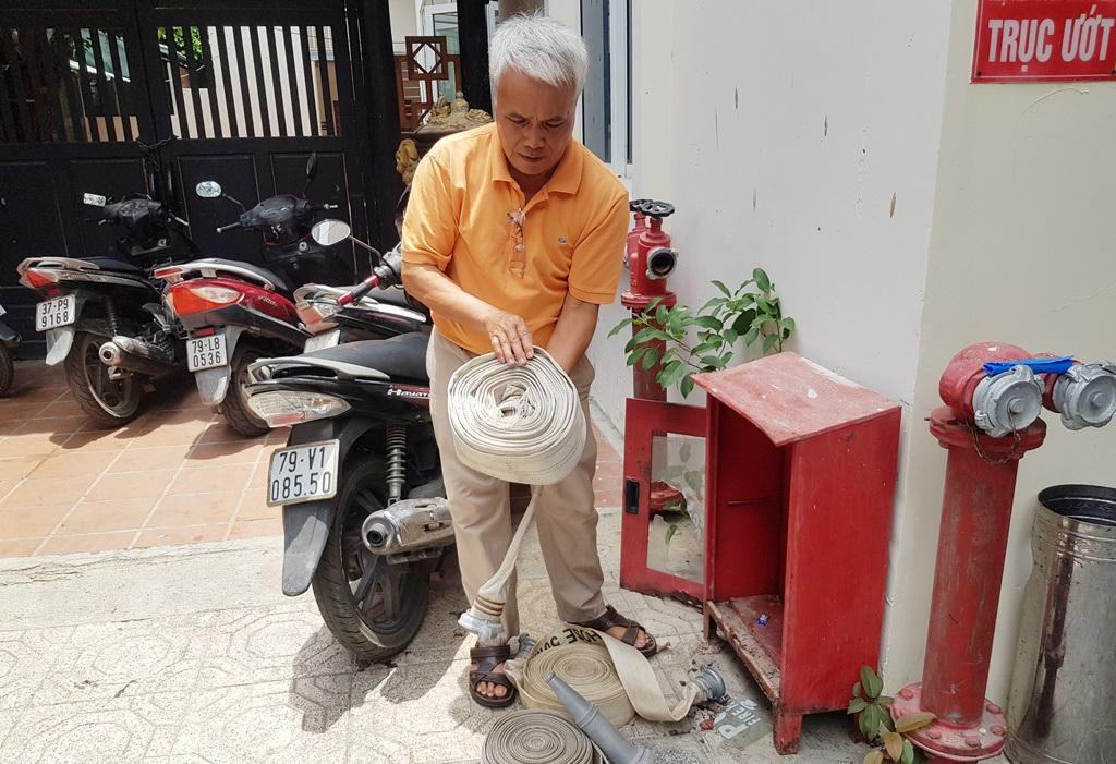 Vụ dân chung cư Sông Đà Nha Trang kêu cứu: Chủ đầu tư nhận lỗi - Ảnh 2.