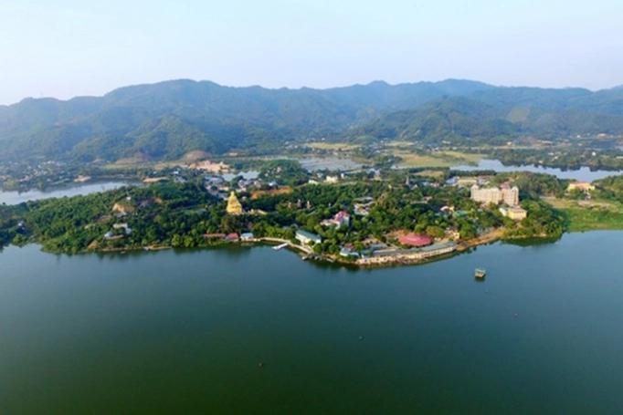 Bầu Hiển muốn làm siêu dự án 5.600 ha tại Thái Nguyên - Ảnh 1.