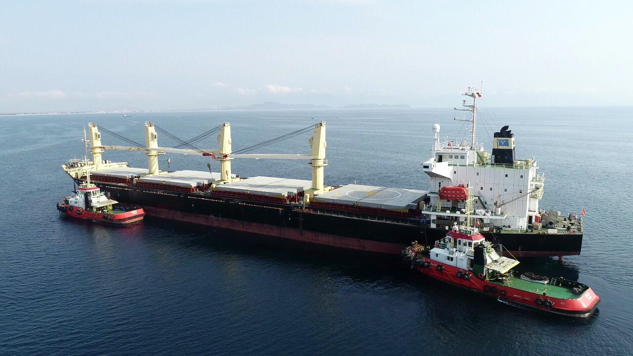 Cận cảnh cảng biển nghìn tỉ trong Khu kinh tế Vân Phong  - Ảnh 7.