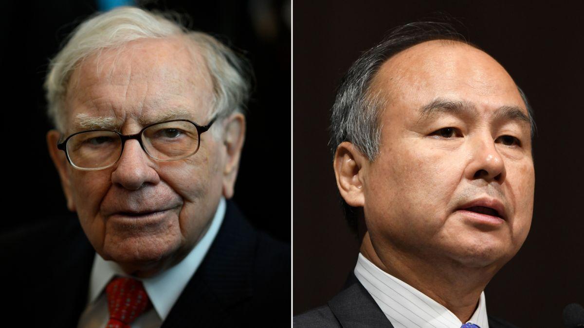 Nổi tiếng vì những khoản đầu tư khôn ngoan, Warren Buffett và Masa Son thua đậm trong mùa Covid-19 - Ảnh 1.