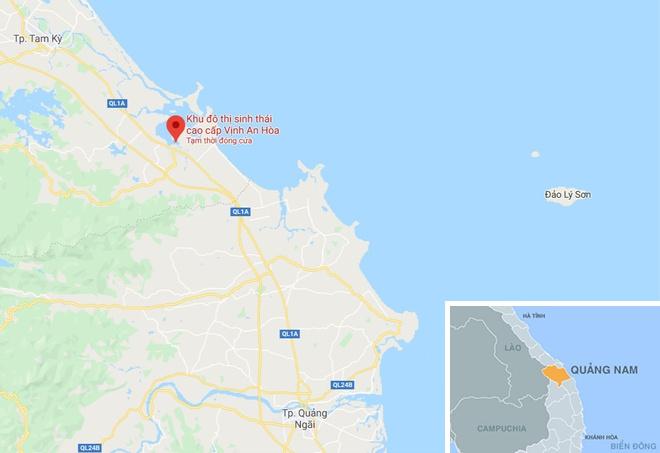 Ngư dân bị chặn đường đánh bắt vì dự án lấp vịnh làm khu đô thị - Ảnh 3.