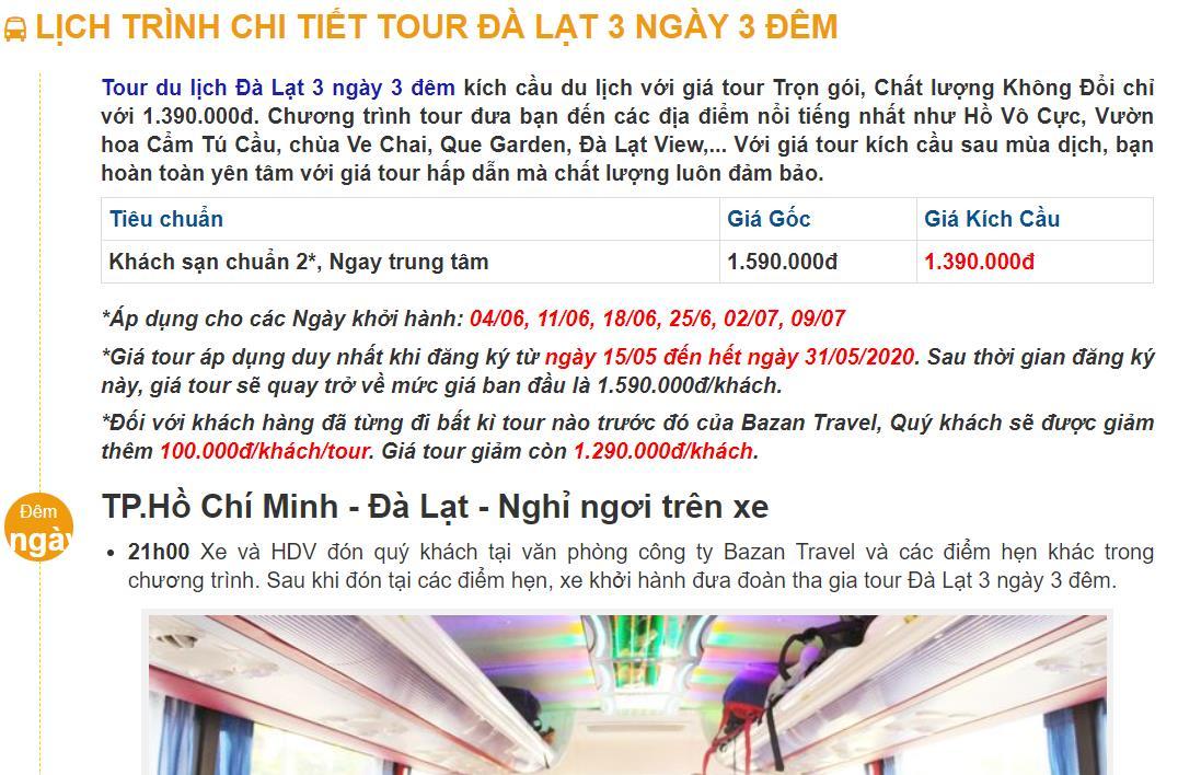 Hàng loạt đơn vị lữ hành thiết kế gói tour du lịch Đà Lạt 3 ngày 2 đêm giá rẻ trong dịp hè, tour chỉ từ 1,5 triệu đồng - Ảnh 5.