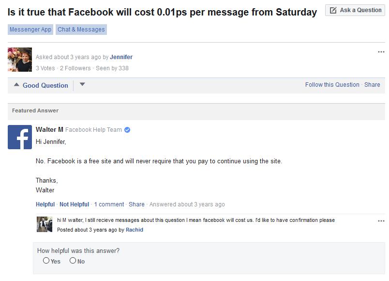 Thực hư tin đồn mạng xã hội Facebook sắp tính phí người dùng - Ảnh 3.