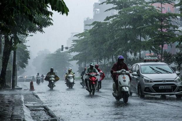 Dự báo thời tiết Đà Nẵng và các vùng cả nước hôm nay (25/5): Mưa to đến rất to nhiều tỉnh thành - Ảnh 1.