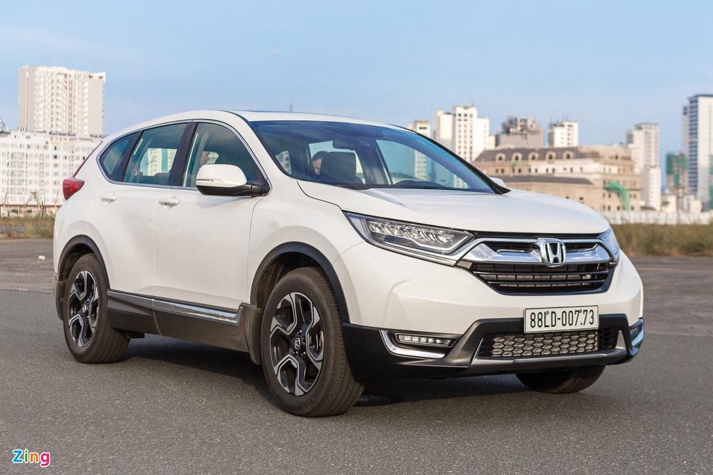 Ô tô Honda nhập khẩu khan hàng, bán chậm tại Việt Nam - Ảnh 5.