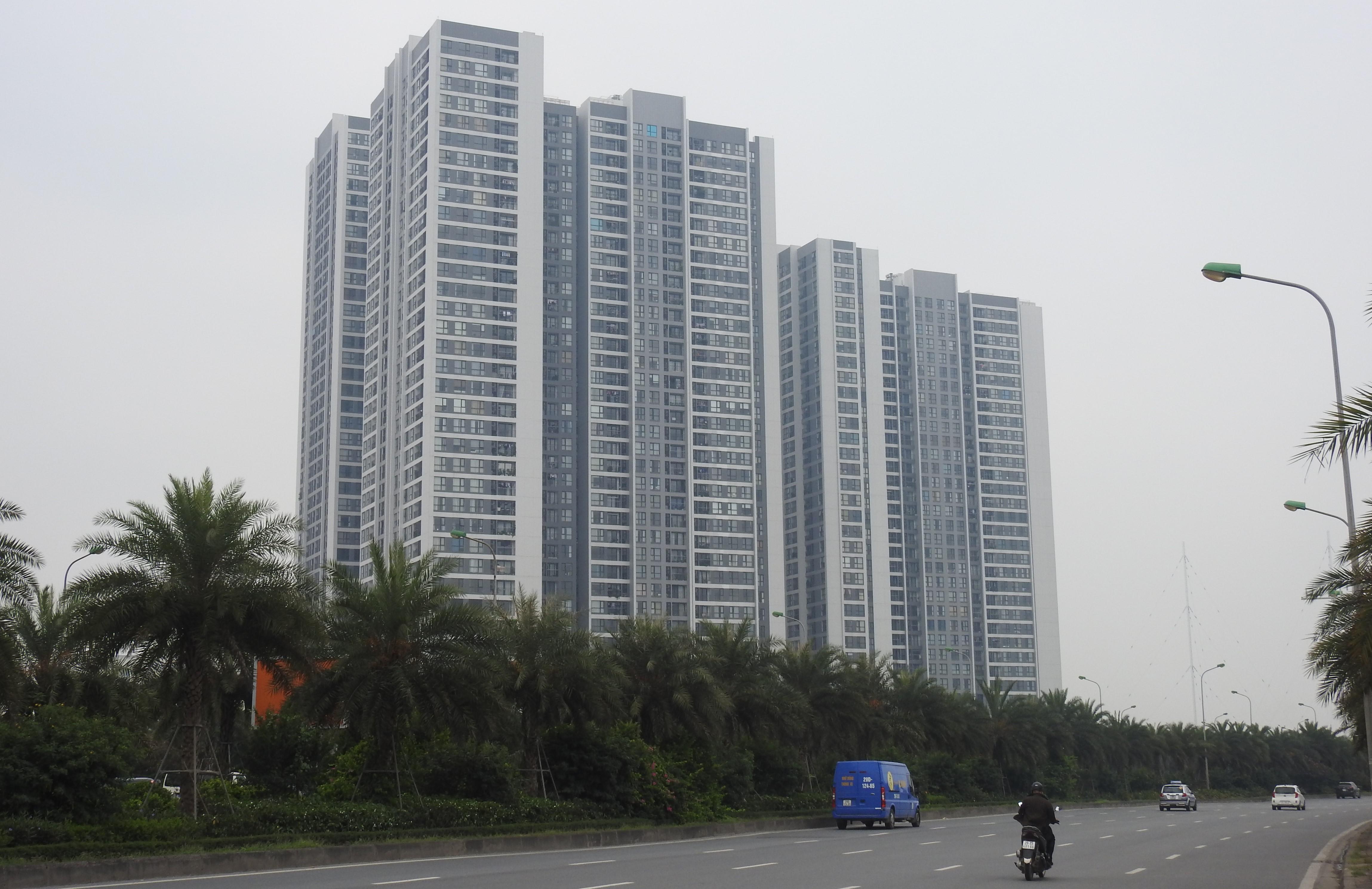 Điểm mặt những dự án lớn của Vingroup dọc tuyến đường sắt số 5 Văn Cao - Hoà Lạc - Ảnh 5.