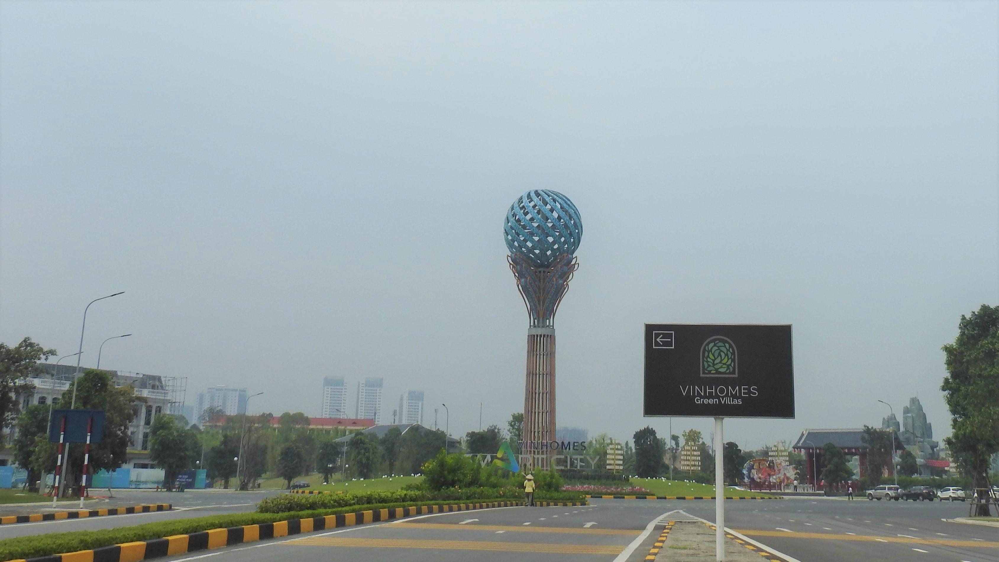 Điểm mặt những dự án lớn của Vingroup dọc tuyến đường sắt số 5 Văn Cao - Hoà Lạc - Ảnh 6.