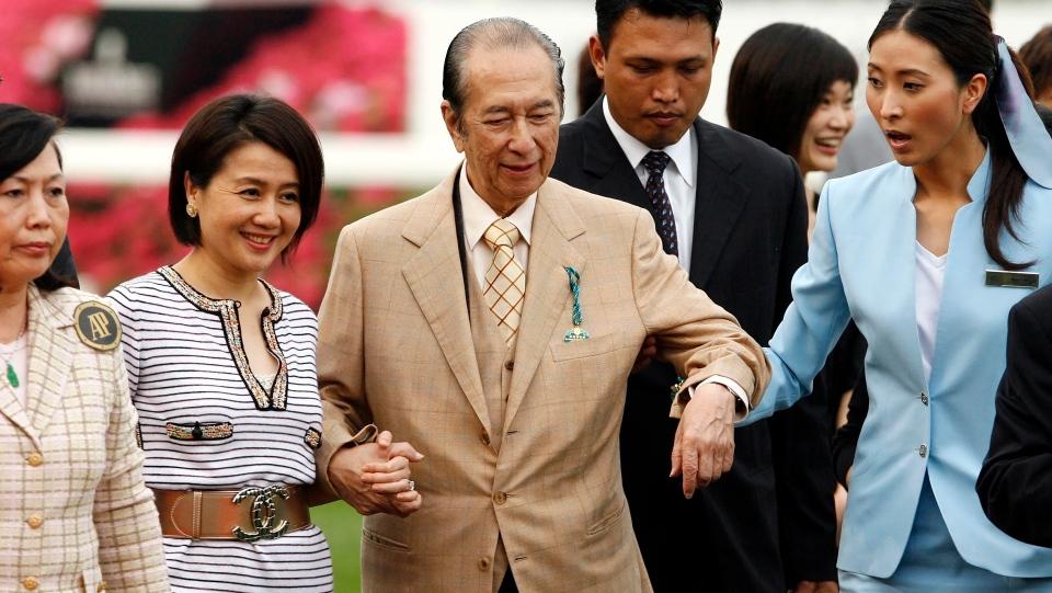 Vua cờ bạc Macau Stanley Ho vừa qua đời ở tuổi 98 - Ảnh 4.