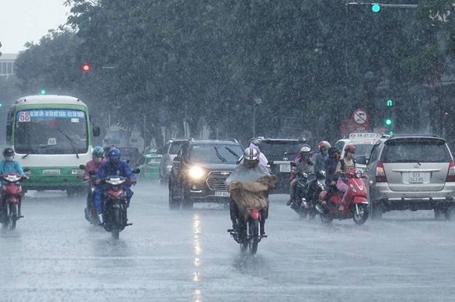 Dự báo thời tiết Đà Nẵng và các vùng cả nước hôm nay (27/5): Mưa rào và giông diện rộng ở Bắc Bộ và Bắc Trung Bộ - Ảnh 1.