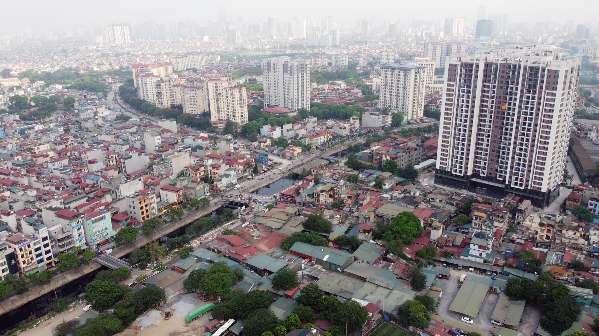 Toàn cảnh khu đất dự kiến xây dựng AEON Mall Hoàng Mai và những dự án hưởng lợi - Ảnh 10.