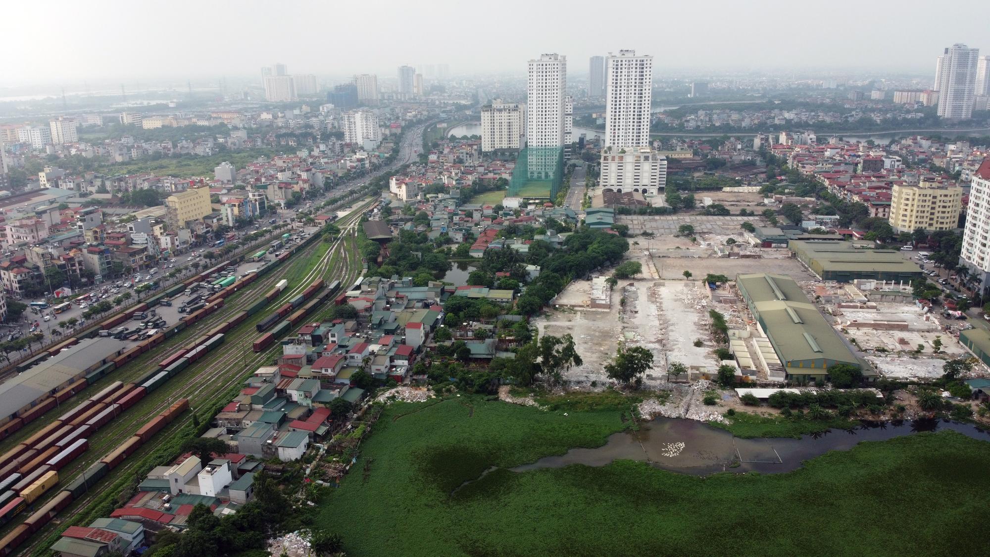 Toàn cảnh khu đất dự kiến xây dựng AEON Mall Hoàng Mai và những dự án hưởng lợi - Ảnh 12.