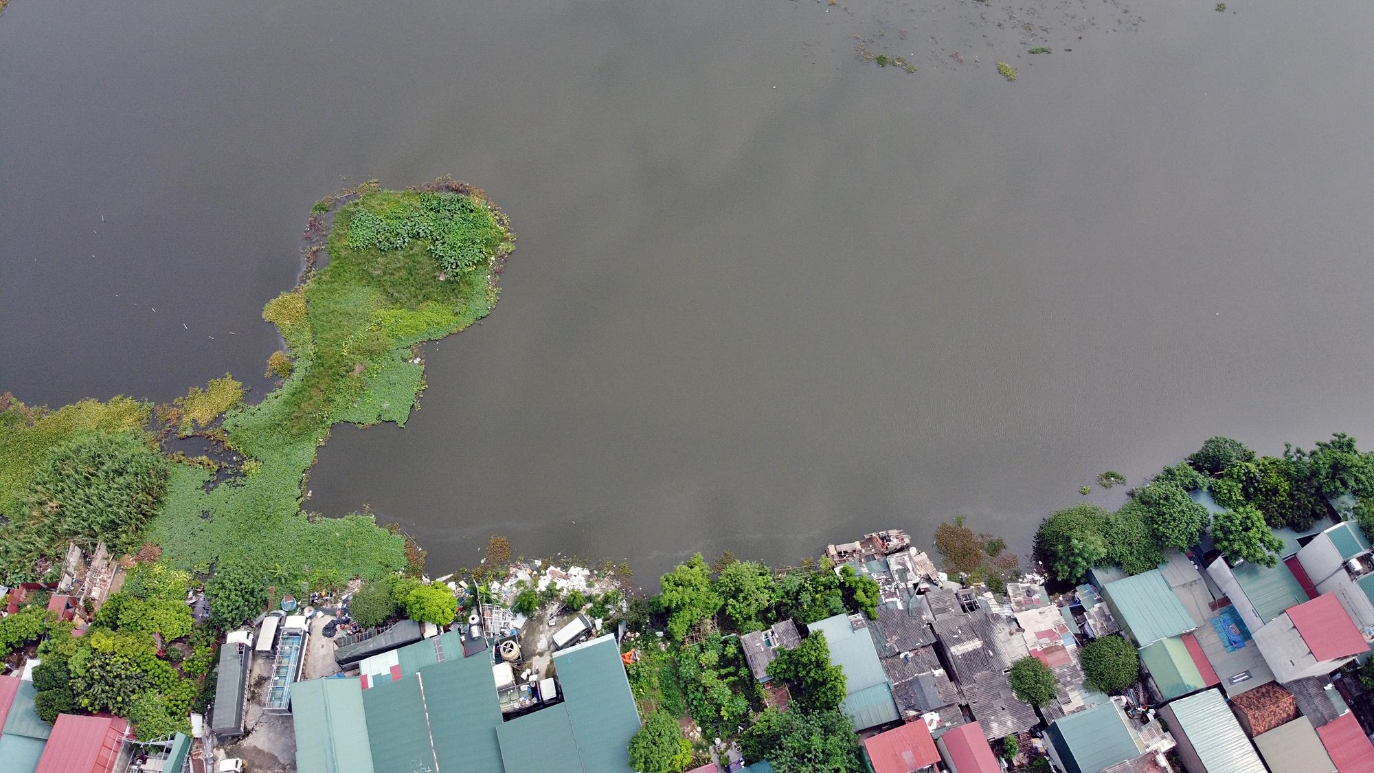 Toàn cảnh nơi xây dựng Khu đô thị ven hồ Yên Sở hơn 190ha - Ảnh 10.