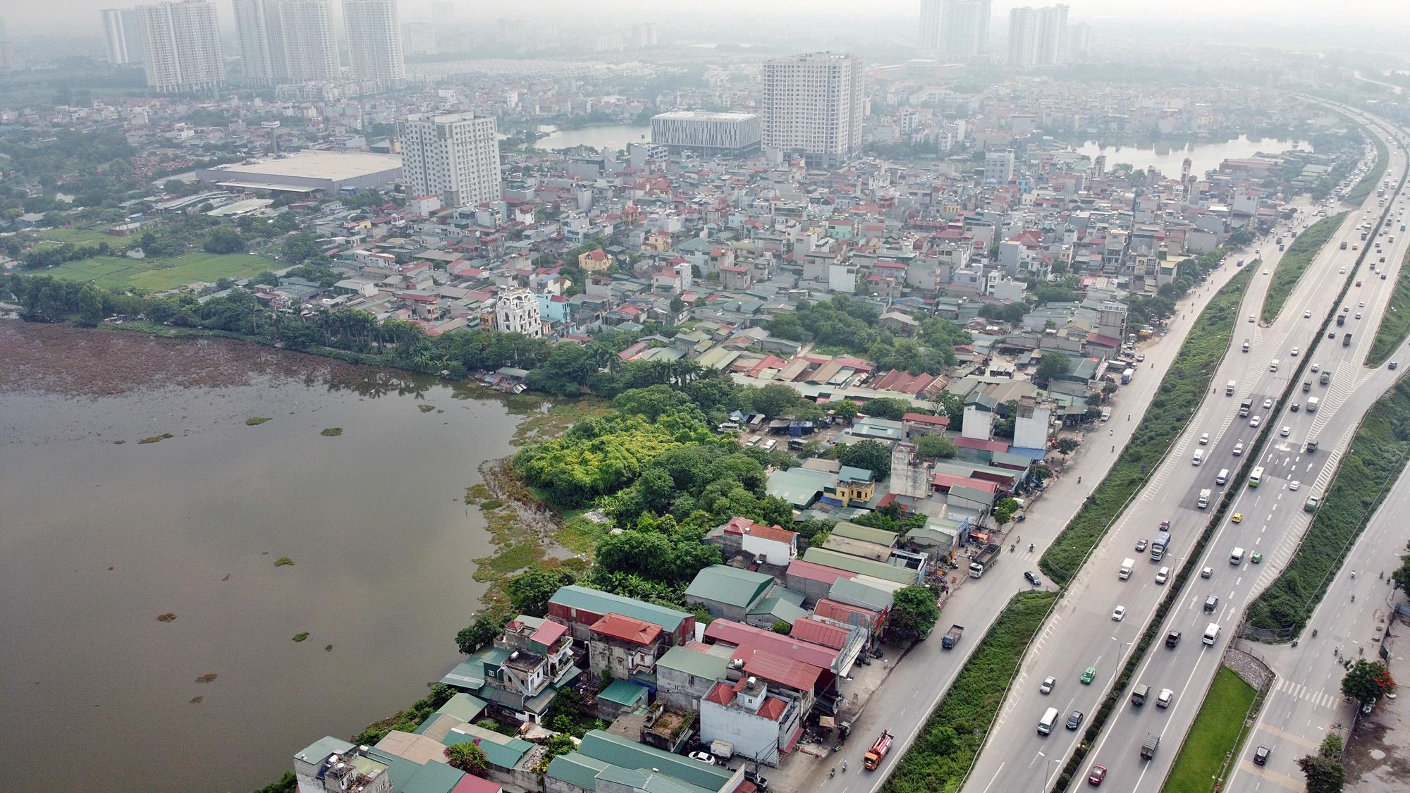 Toàn cảnh nơi xây dựng Khu đô thị ven hồ Yên Sở hơn 190ha - Ảnh 9.