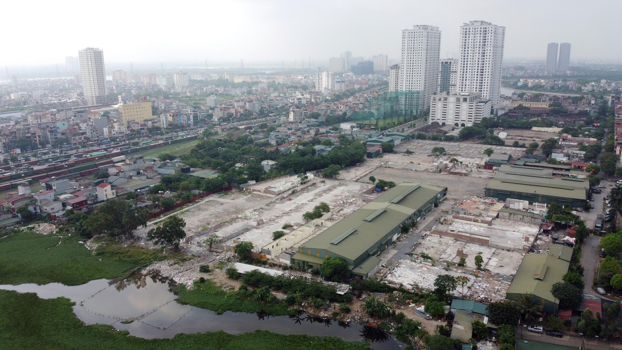 Toàn cảnh khu đất dự kiến xây dựng AEON Mall Hoàng Mai và những dự án hưởng lợi - Ảnh 3.
