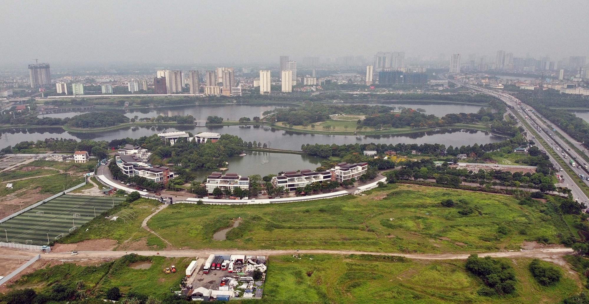 Toàn cảnh nơi xây dựng Khu đô thị ven hồ Yên Sở hơn 190ha - Ảnh 15.