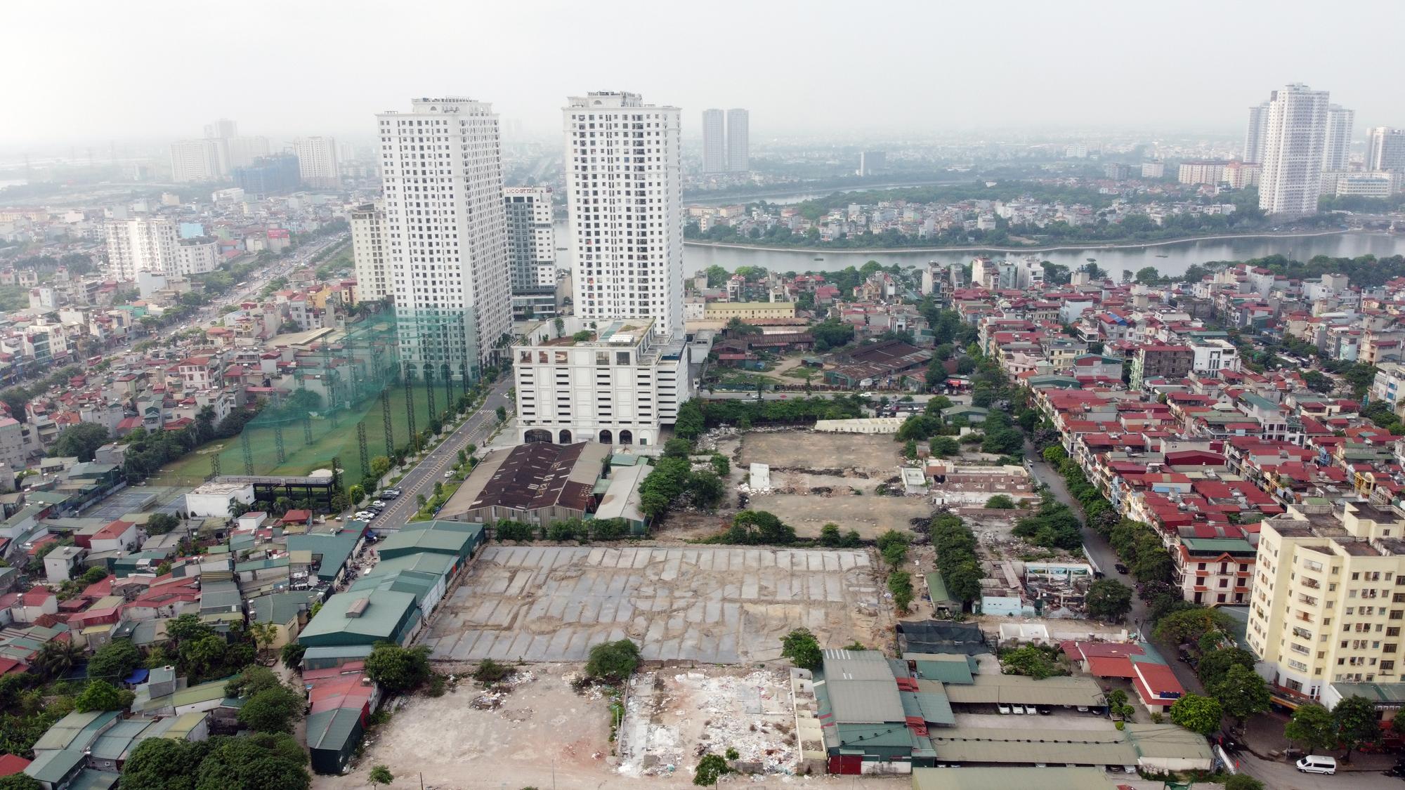 Toàn cảnh khu đất dự kiến xây dựng AEON Mall Hoàng Mai và những dự án hưởng lợi - Ảnh 4.