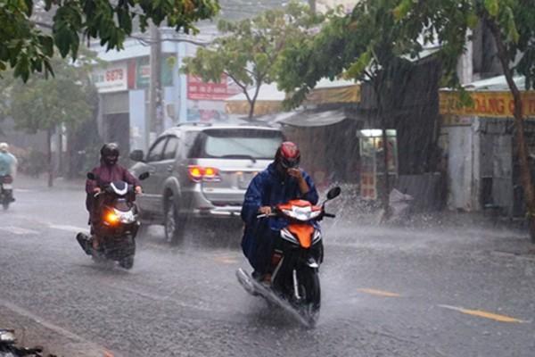 Dự báo thời tiết Đà Nẵng và các vùng cả nước hôm nay (28/5): Có mưa ở hầu khắp 3 miền - Ảnh 1.